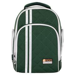Рюкзак TIGER FAMILY (ТАЙГЕР), 19 л, с ортопедической спинкой, для средней школы, универсальный, хаки, 39х31х22 см