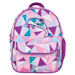 Рюкзак для дошкольников TIGER FAMILY (ТАЙГЕР) Дельфин, 4 л, 29х24х10 см