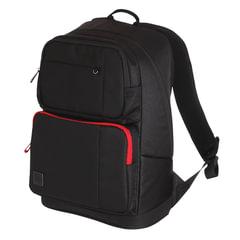 Рюкзак TIGER FAMILY (ТАЙГЕР) ЭКО-материал, черный, 20 л, 47х32х17 см