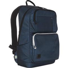 Рюкзак TIGER FAMILY (ТАЙГЕР) ЭКО-материал, синий, 20 л, 47х32х17 см