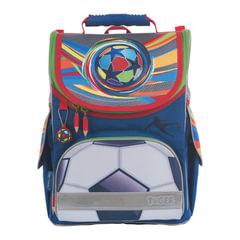 """Ранец жесткокаркасный TIGER FAMILY (ТАЙГЕР) для учеников начальной школы, """"Vibrant"""", 35х31х19 см, 13 литров"""